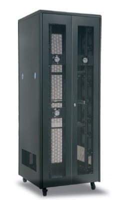 APW Computer Rack Black [CY-2745-1Y]