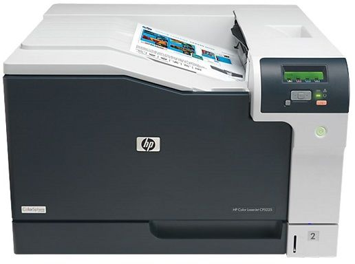 HP CP5225DN Laserjet Enterprise Printer Single Function A3 Size Up To 75000 Pages