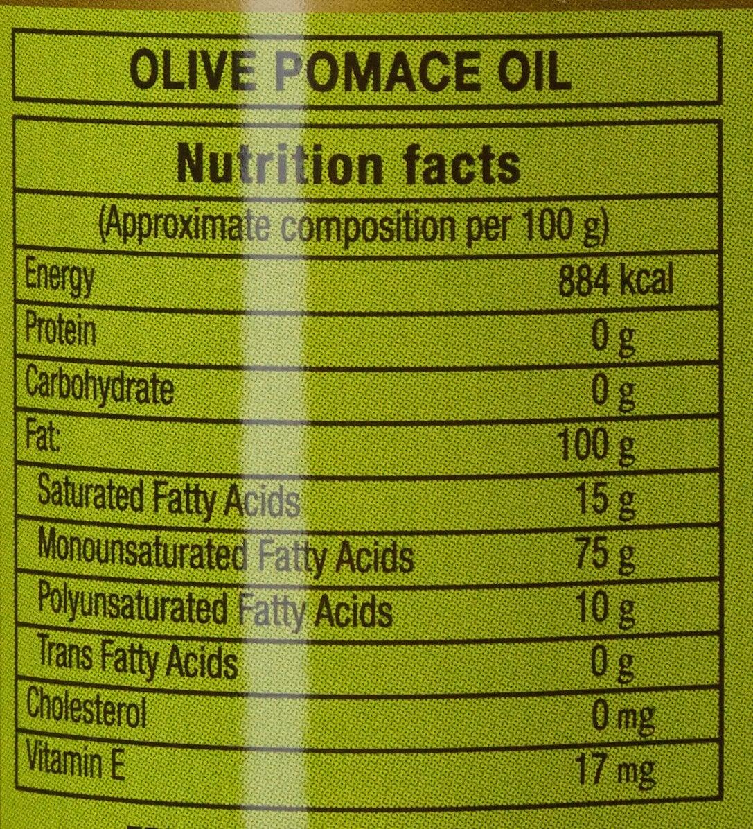 Leonardo Pomace Olive Oil
