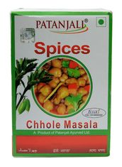 28d8ab5d28 Buy Patanjali Chhole Masala - Masala & Spices Products Online ...