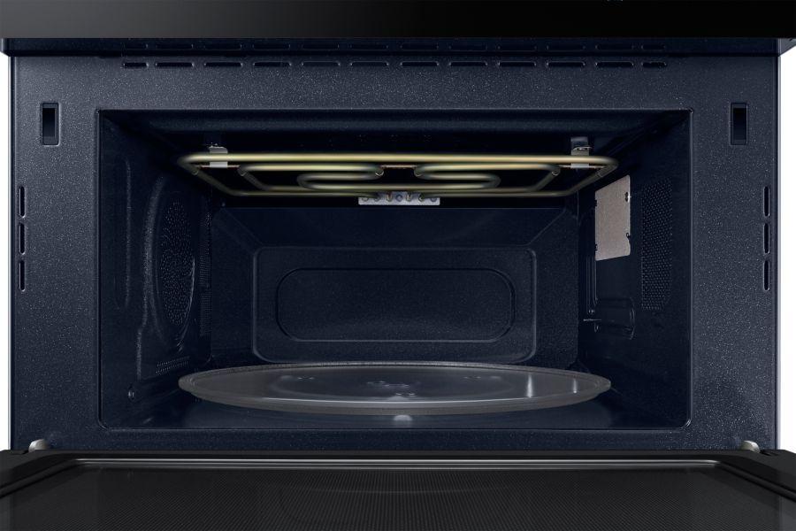 Samsung Convection 35 Litres Microwave Oven Silver [MC35J8085PT]