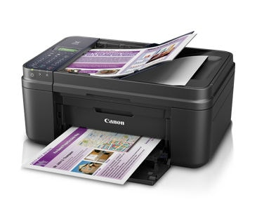 Canon PIXMA E480 Ink Efficient Multi Function Color Printer