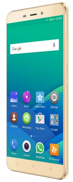 Gionee P7 Max (32 GB, Gold)