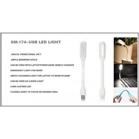 Portable Flexible USB LED Light Lamp Bgsnicg174