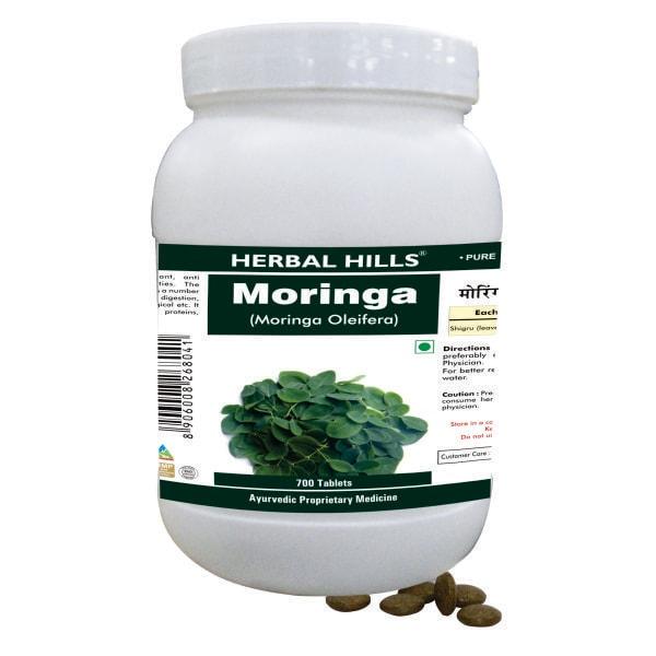 Moringa - Value Pack 700 Tablets