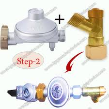 High Pressure Regulator Kit IGT Type C-126