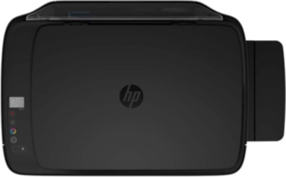 HP DeskJet GT 5820 All-in-One Multi-Function Monochrome All In One Printer (Black)