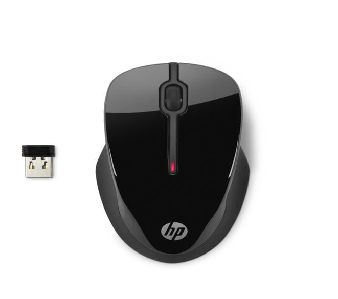 HP X3500 Wireless Mouse [H4K65AA]
