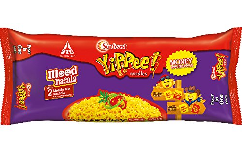 Sunfeast YiPPee Mood Masala Noodles Family Pack