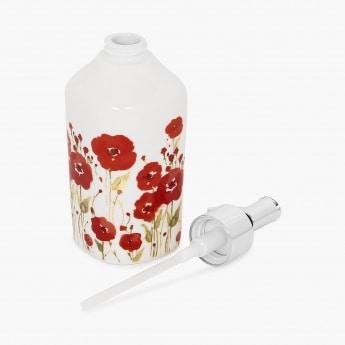 Hudson Poppy Soap Dispenser