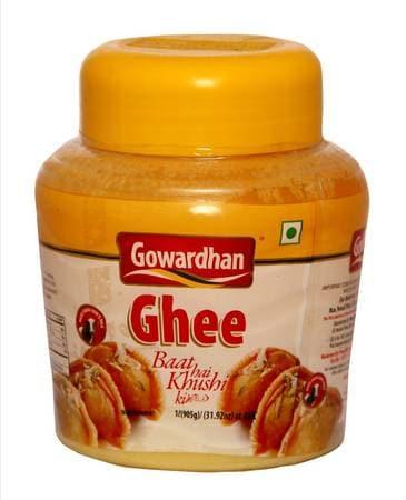 Gowardhan Cow Ghee Jar - 1 Ltr
