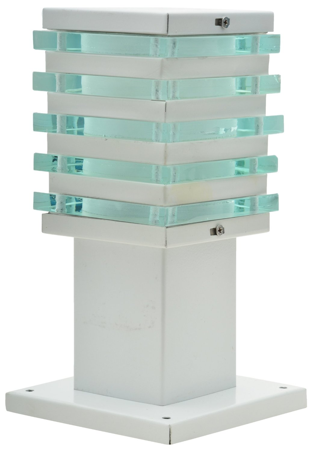 Glow Fixtures Garden Gate Light Icy White -- Product Code: GL693ABD-REG