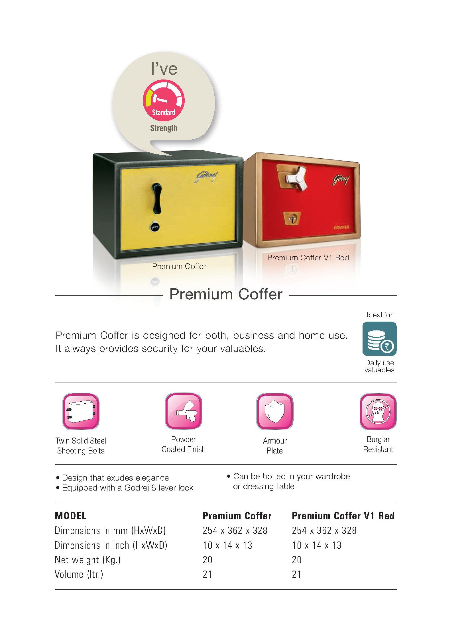 Premium Coffer