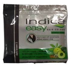 b169dc23e1e20 Buy Indica Easy Shampoo Based Hair Colour Dark Brown 3 - Hair Care Products  Products Online – Order Grocery from Prabhat Super Market Justdial