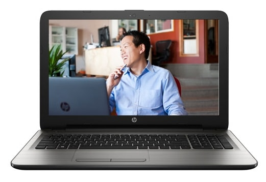 HP 15-AY009TX 40 Cm (15.6) Laptop (Intel Core I5 - 6th Gen/8GB/1TB/2GB AMD RADEON Graphics/Windows 10), Silver