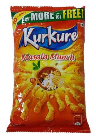 Kurkure Masala Munch - 55 Gm