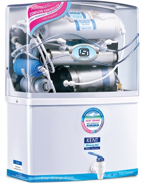 Kent Grand 8 Litres RO+UV+UF+TDS Water Purifier