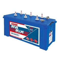 Exide Industrial Tubular Battery