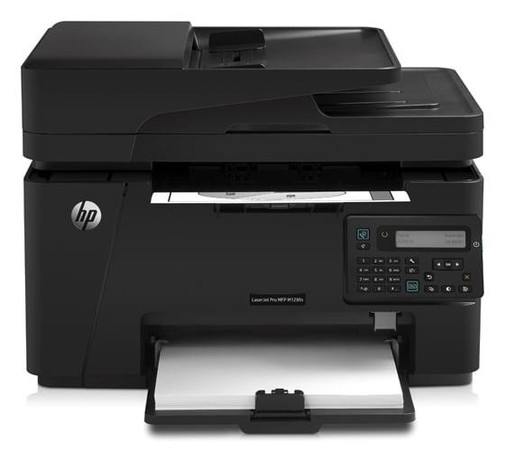 HP LaserJet Pro MFP M128fn Multi-Function Monochrome Laser Printer (Black)