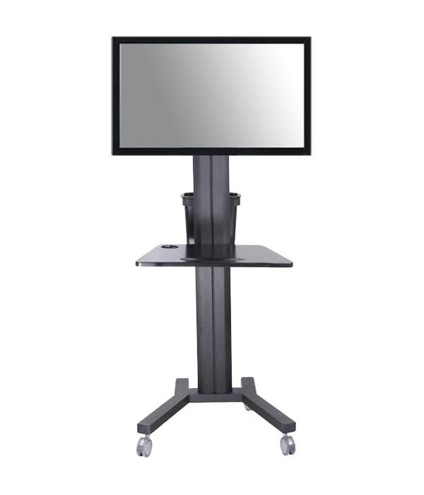 LCD Video Conference Cart