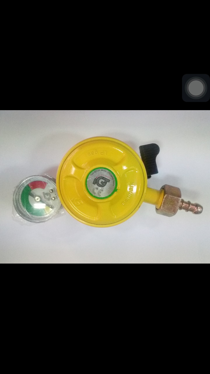 Low Pressure Regulator IGT Type A126i-M002 Snap On Compact