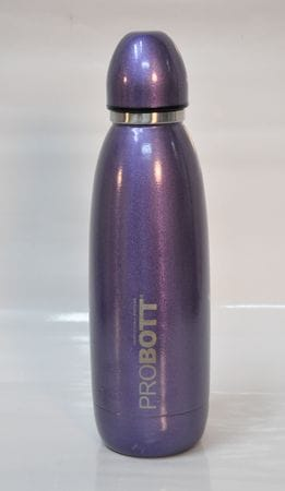 PROBOTT Stainless Steel Vacuum Sports Bottle PB750-07 Purple