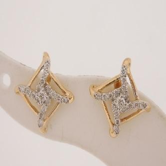 Diamond Earing