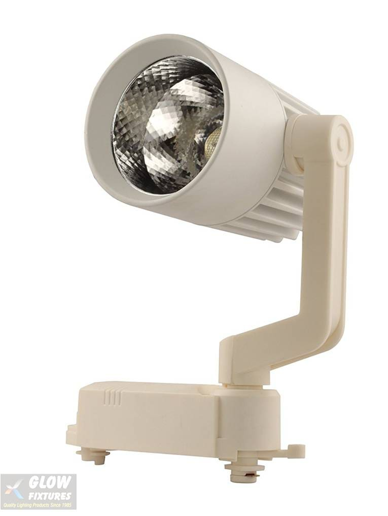 Glow Fixtures Metal Track Spot Light (20 Watts) - Suitable To Be Used With Metal Track Only -- Product Code: 1P367TEK-REG