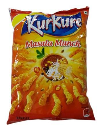 Kurkure Masala Munch - 100 Gm