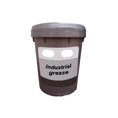 Industrial Grease Barrel
