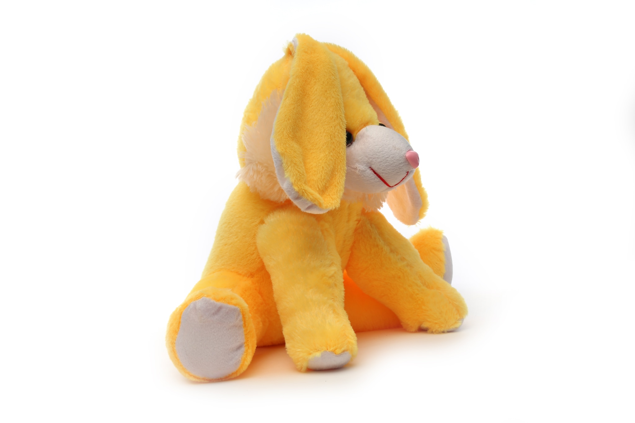 AT-1171-YELLOW CUTE BUNNY