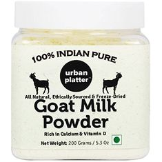 Urban Platter Freeze-dried Goat Milk Powder