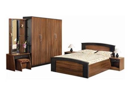 Nilkamal Florence Bedroom Set - Bedroom - Vinod Furnitures