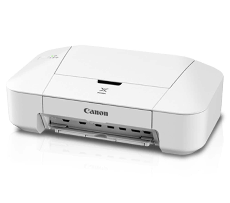 Canon IP2870 Single Function Color Inkjet Printer (White)