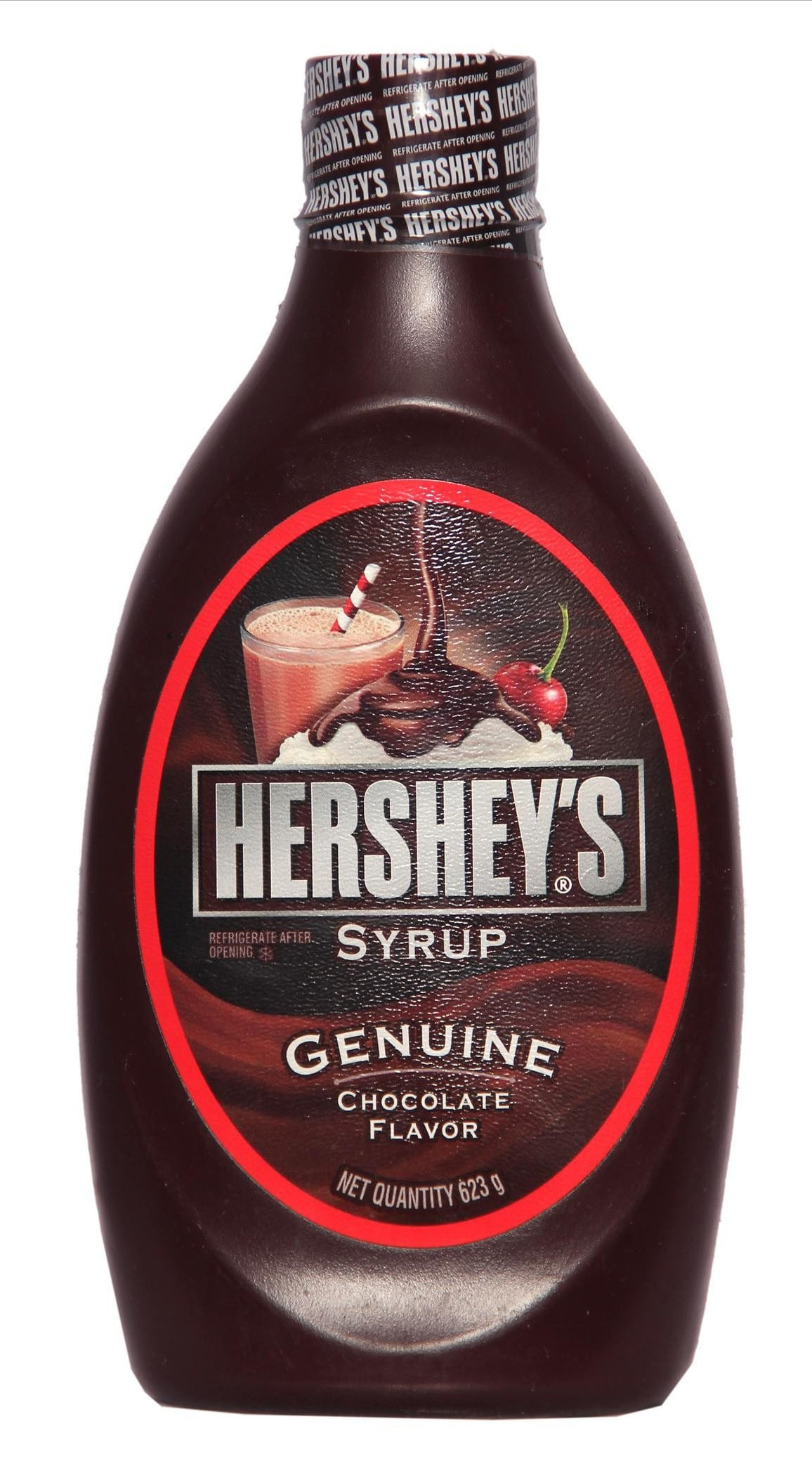Hershey's Genuine Chocolate Flavour Syrup 623 Gm