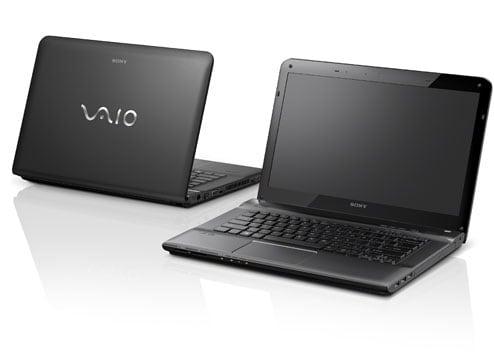 Sony E Series 36 Cm (14) Laptop Black [SVE14125CNB]