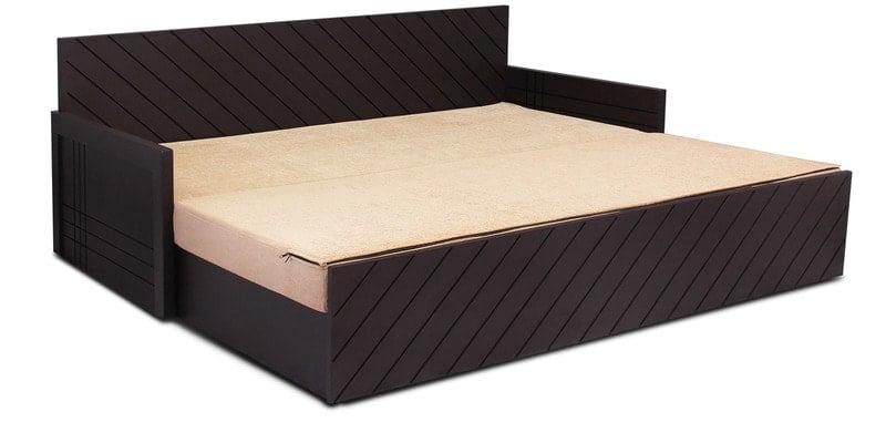 Kaiden Sofa Cum Bed In Cream Colour