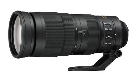 Nikon Camera Lens [AF-S Nikkor 200-500mm F/5.6E ED VR]