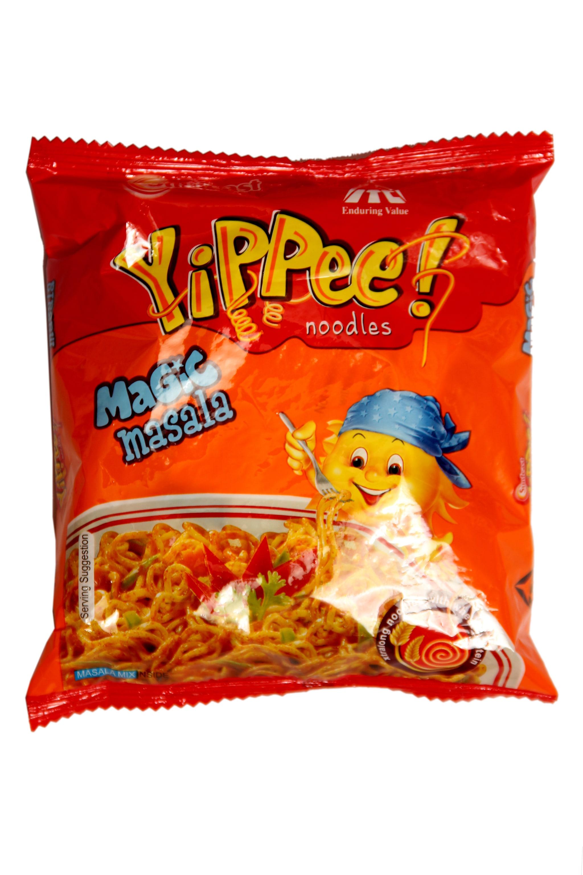 Yippee Magic Masala Noodles