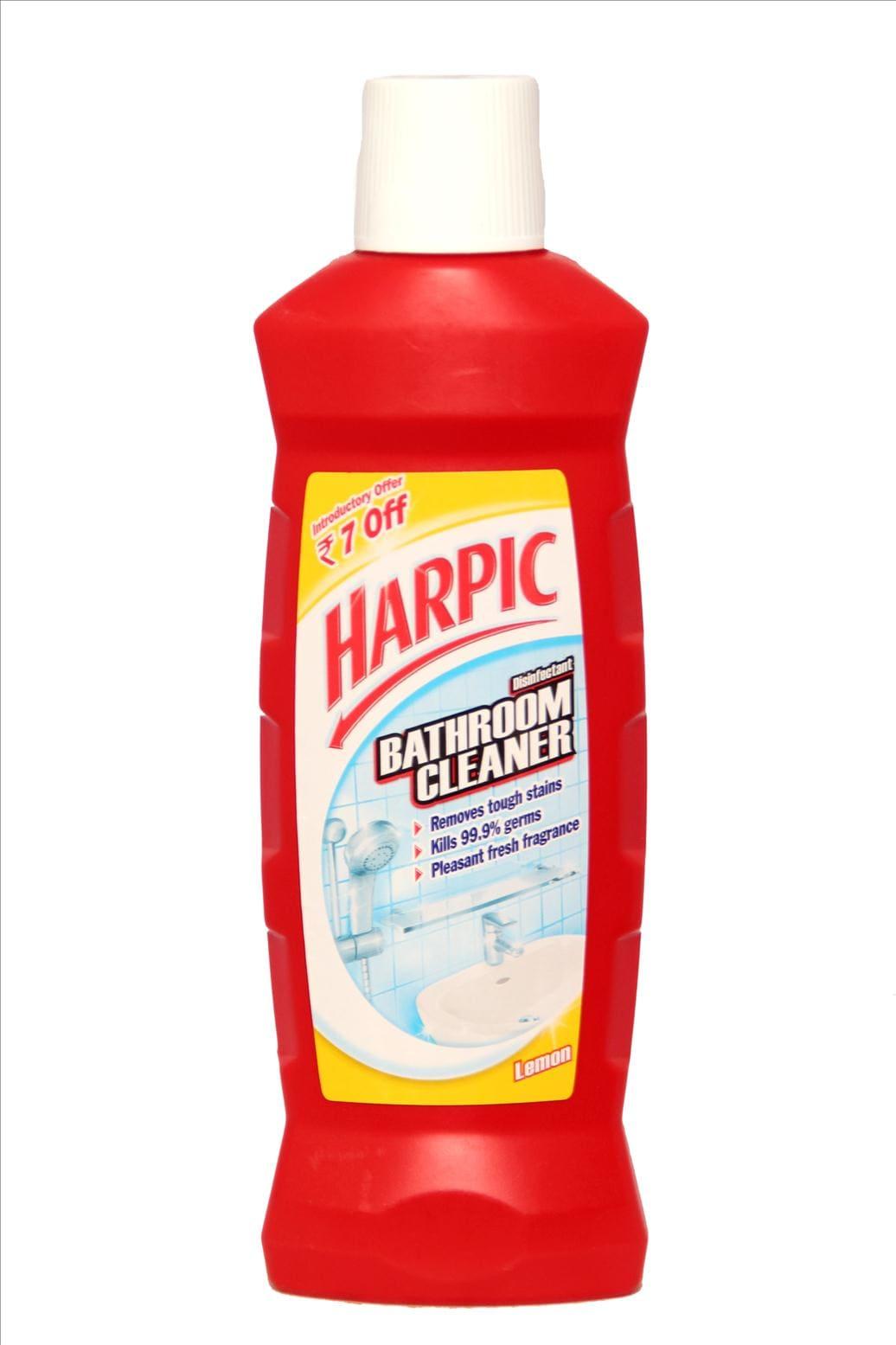 Harpic Lemon Bathroom Cleaner