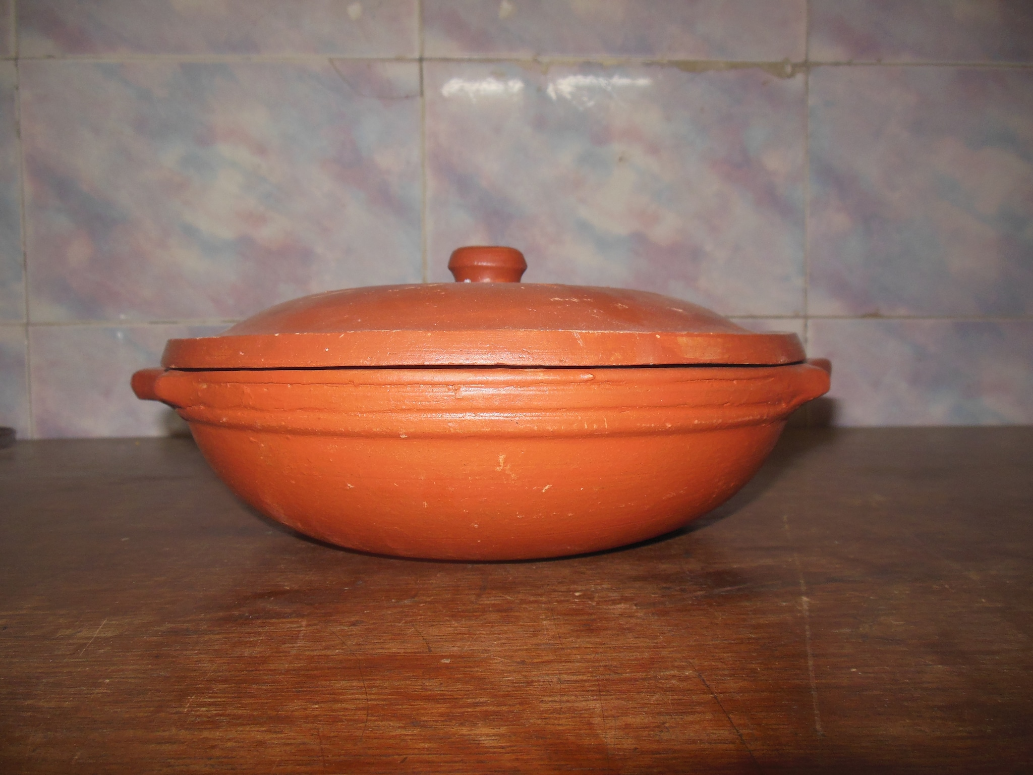 Appa Chatti  Terracotta
