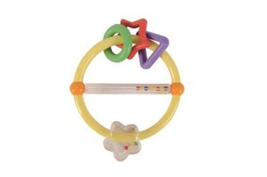 Simba Toy Rattle Clown