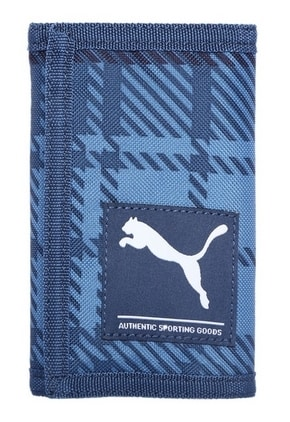 Puma Academy Unisex Wallet One Size Blue [7299521]
