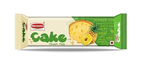 Britannia Pineapple Plunge Cake 65 Gm