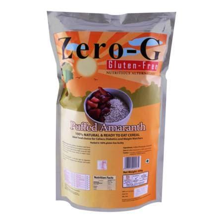 Zero G Gluten Free Puffed Amaranth (Cholai)
