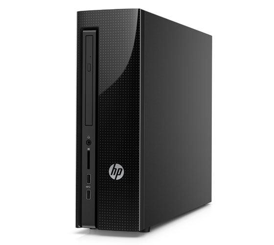 HP Slimline Desktop - 450-114il [P4M33AA]