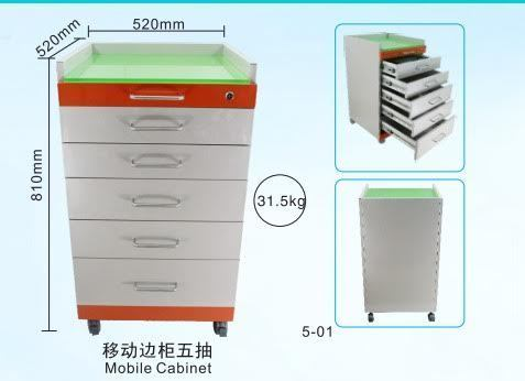CABINET 5 DRAWER Cabinets
