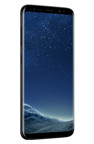 Samsung Galaxy S8 (64 GB, Midnight Black) - SMART VALUE PRODUCT