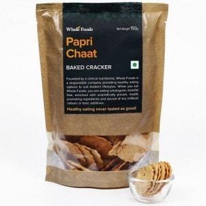 Whole Foods Gluten Free Papri Chaat