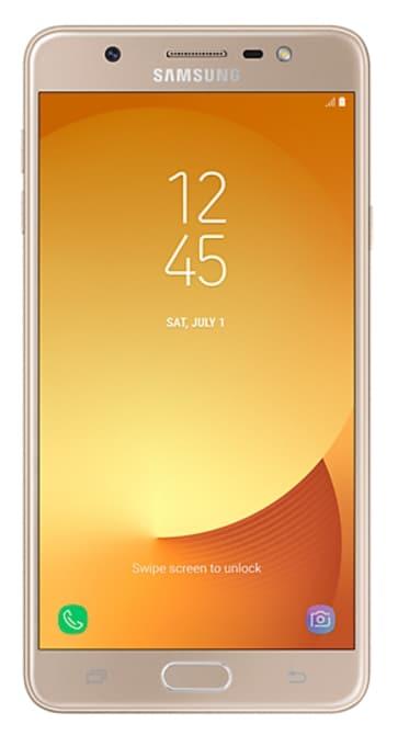 Samsung Galaxy J7 Max SM-G615FZDDINS (32 GB, Gold) - SMART VALUE PRODUCT